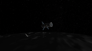 Pick Up From the Mun by thekerbalflyer