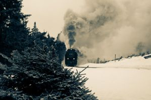 Brocken - Bahn 2 by Hartkeks