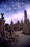 Tufa Towers by commandax