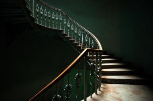 staircase by Remiorski