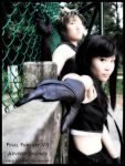 Cloud+Tifa -cosplay- by X-satsuki-X