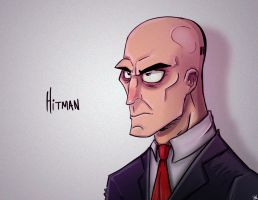 Hitman by JeffMyles