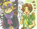 APH: Gym Leaders by Trillzey