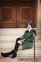 Ciel Phantomhive Cosplay by LauraNikoPhantomhive