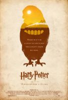 Harry Potter TPS Poster by adamrabalais