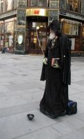 living statue 05 by LunaPopelka