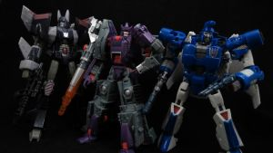 galvatron and gang. by Doubledealer93