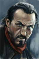 Bronn - Game of Thrones by stokesbook