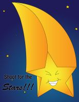 Shoot for the Stars by KCCreations