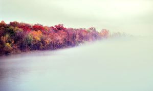 Morning on the Potomac by PaulWeber