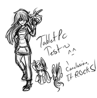 Tablet PC Fuuun by TheRebelPhoenix