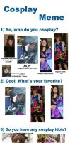 Cosplay Meme by xCheshireGrin228