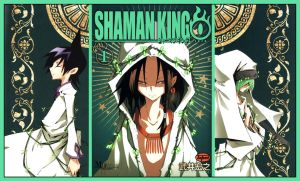 Shaman king zero wallpaper~ by Miaw-Asakura