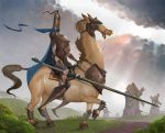 Don Quijote by firatsolhan