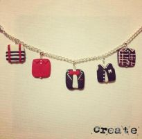 1D NECKLACE by houseofanubisrocks15