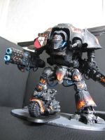 Imperial Knight by Alastores