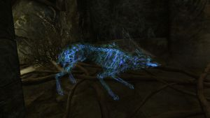 Spectral wolf 1 by Marina17