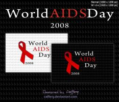 World AIDS Day 2008 by Caffery