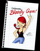 Codename: Bloody Gem by requin