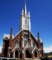 St. Marys In The Mountains Church by sintar