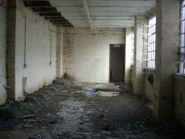Stock : Derelict Building by Ange1ica-Stock
