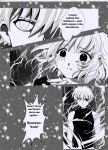 TRC Doujinshi: Stay page 2of21 by barbypornea