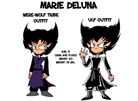 UCF Marie Deluna Reference by ralphbear
