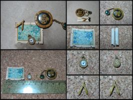 Time Traveler's Accessories by Maylar