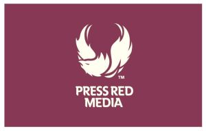 Press Red Media - Logo by Neverdone