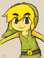 Link: Smile by Linkerbell