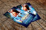 Pool Party 2014 Flyer Template by majkolthemez