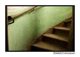 the green stair... by holala831