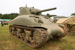 M4 Sherman by Hertz18360