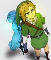 Link and Fi by M-nav