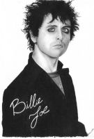 Billie Joe Armstrong by DarthHoney