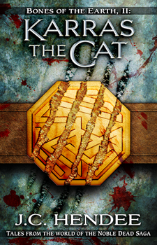 Karras the Cat (Bones of the Earth Collection) by Noble-Dead-Org