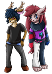 Comm: Charlie and Cody by Hedgey