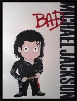 Michael Jackson by Endher26