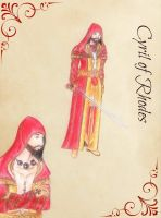 Cyril of Rhodes - the Deacon ACR by CyberNowa