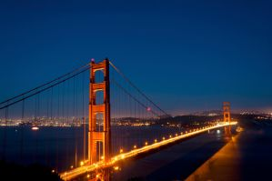 Golden Night by Bubblychoc