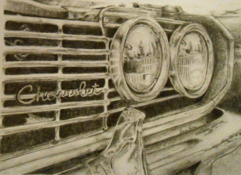 Chevrolet (Finished) by Sahfire14