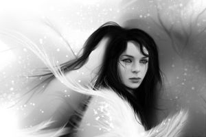 white beauty by ryky