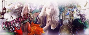Clemence Poesy by Vee-Deviant