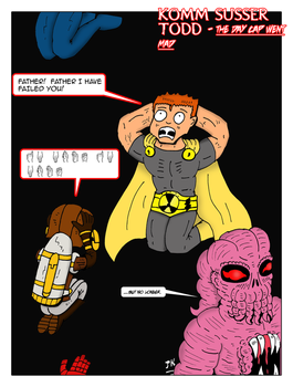 The Day Cap Went Mad Part 2 by JohnnyFive81
