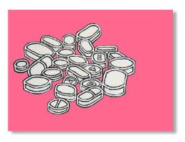 OD Pink-POP CULTURE PILLS by PATCONLON