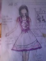 My dream dress :D by iFluffy-Pants