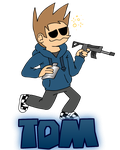 EDDSWORLD - Tom by ENEKOcartoons