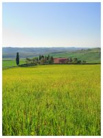 Tuscany by undergrn