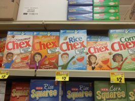 Lets Chex Together by IsisAnkh