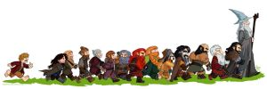 Thorin and Company by emedeme